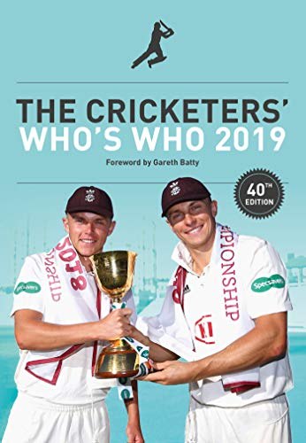 The Cricketers' Who's Who 2019 por Benj Moorehead