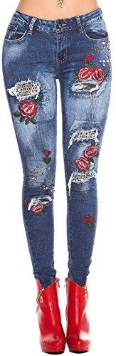 KouCla Jeans Femme 900105
