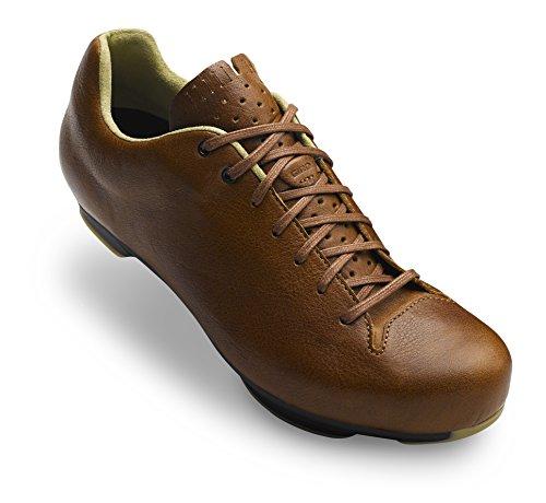 Giro Republic LX Bike Shoe - Men's Sepia - Leather Cycling Shoes