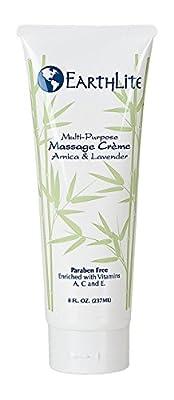 Earthlite 16-Ounce Pump Lavender Massage Creme