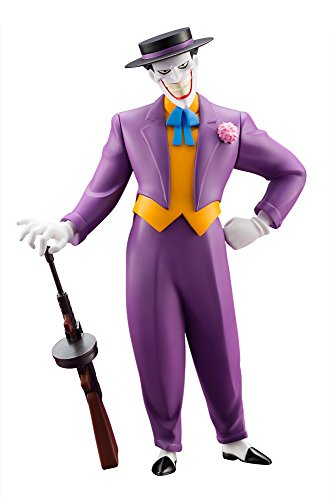 ARTFX + DC UNIVERSE Joker animated 1 / 10 scale PVC pre-painted PVC figure ()