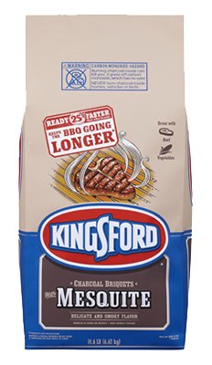 Kingsford Charcoal 14.6LB Mesquite Briquette by Kingsford