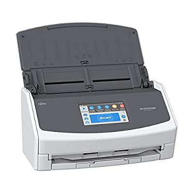Fujitsu ScanSnap Document Scanner with Evernote Premium