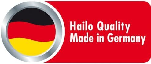 Hailo 8160-401 L60 150 kg Capacity Aluminium Stepladder 4 Steps