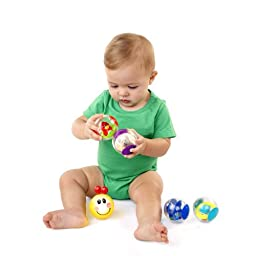 Baby Einstein Rollar Pillar Activity Balls