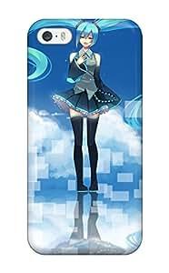 8857009K494087294 vocaloid hatsune miku tiethigh highs anime Anime Pop Culture Hard Plastic iPhone 5/5s cases