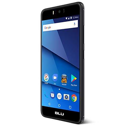 BLU-R2-PLUS--4G-LTE-55-Full-HD-Unlocked-Smartphone--32GB-3GB-RAM-Black
