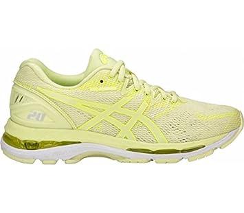 ASICS - Gel-Nimbus 20 Damen Laufschuh (grün/weiß): Amazon.de: Sport ...