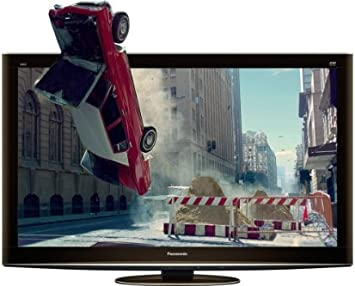 Panasonic TX-P50VT20E- Televisión Full HD, Pantalla Plasma 50 ...