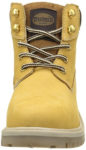 300910 Courtes 910 Dockers by Gerli Bottes Jaune Tan Golden Adulte 35fn699 Mixte qPPtXwHxr