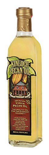 Pecan Oil (Kinloch Plantation Products Pecan Oil, One 500 ML Bottle)
