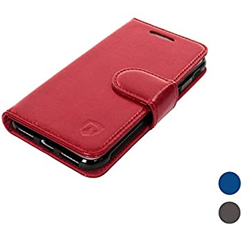 eea0578c6 RadiArmor Anti-Radiation Case - Compatible with Larger iPhone 7 Plus/iPhone  8 Plus – Lab Certified EMF Protection (Red)