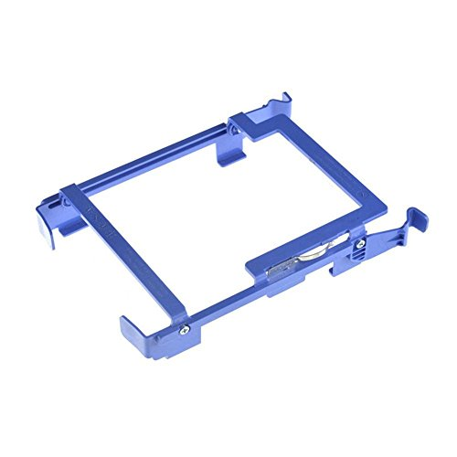 Genuine DELL Blue Hard Drive Caddy For Dell Precision Workstations T5400 T7500 T7400 and 690 490 Part Numbers: RJ824, GJ617, KM503