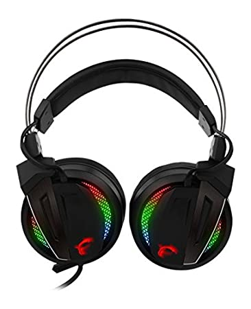 Amazon.com: MSI GAMING Headset IMMERSE GH70 (BLACK)【Japan Domestic genuine products】 【Ships from JAPAN】: Computers & Accessories