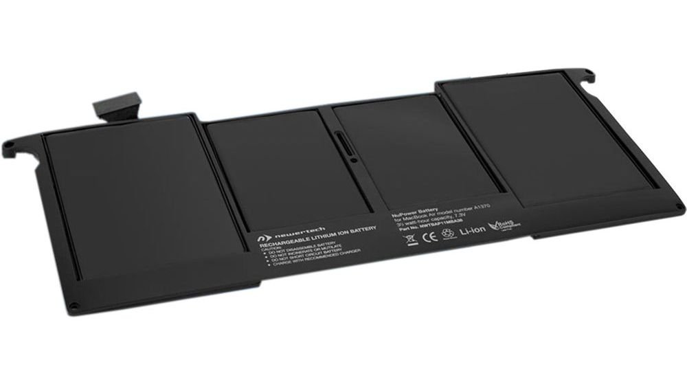 NewerTech NuPower 38Wh Battery for 11'' MacBook Air 2010 by NewerTech