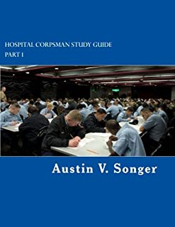 hm advancement exam study guide 1 hospital corpsman manual austin rh amazon com Navy Advancement Study Guides Hockey Study Guide