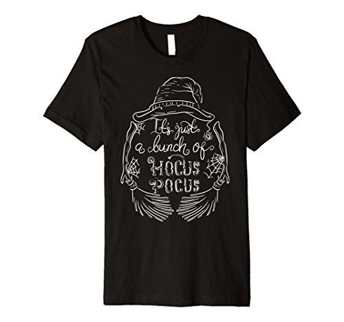 It's Just A Bunch Of Hocus Pocus Magic Tricks Halloween Tee (Magic Hocus Pocus)