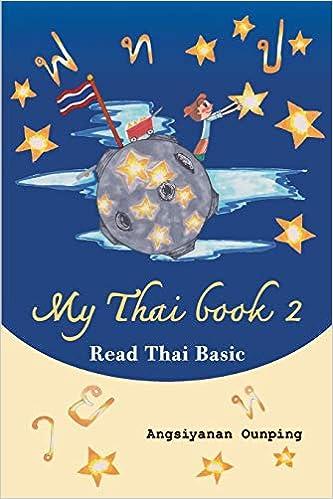 a2f5e2eb4989 My Thai Book 2 (Read Thai Basic): Learning Thai for beginners