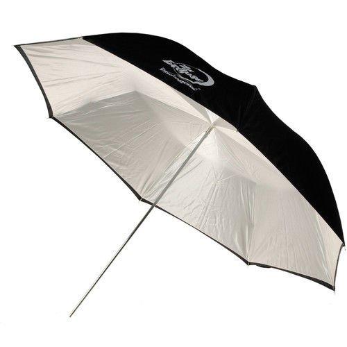 Umbrella Eclipse White Black Cover - 1