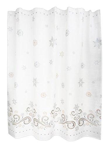 Lenox 8060SHOCURSILVER Snowflake Shower