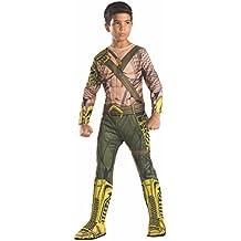Rubie's Costume Kids Batman v Superman: Dawn of Justice Aquaman Value Costume, Large