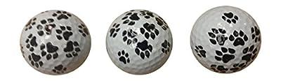 Paw Golf Balls (3 Pack)