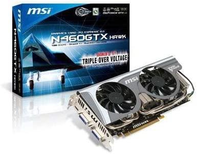 Amazon.com: MSI GeForce 460 GTX 1024 MB DDR5 PCI-Express 2.0 ...