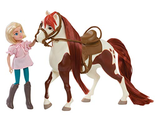 Just Play 39052 Spirit Abigail and Boomerang Doll