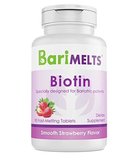 ssolvable Bariatric Vitamins, Natural Strawberry Flavor, 90 Fast Melting Tablets ()