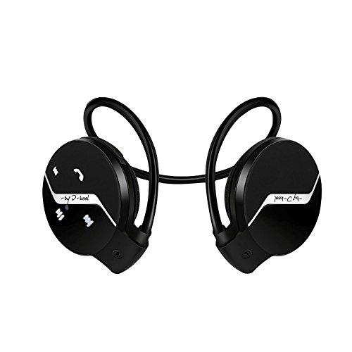 I-kool Sport-101 Bluetooth Headphones Bluetooth Headsets Compact wireless Sport Headphone for Running...