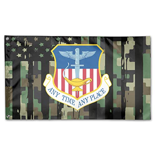 UNSTARFLAG American Flag by U.S. Veterans Owned United States Air Force 1st Special Operations Wing Flag 3x5 Ft