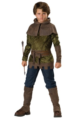 Robin Hood of Nottingham Costume -