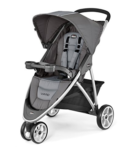 Image of the Chicco Viaro Stroller, Graphite