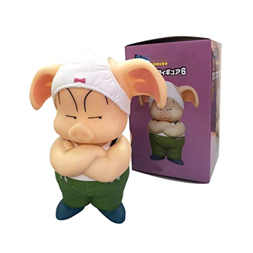 DUDDP Animetoys M-Arvel Anime Character Model Dragon Ball Oolong Love Pig Adult Child Toy Cartoon Character 16cm Anime Suit -