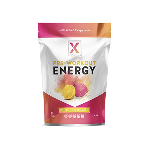 XOLOGY Natural & Organic Pre-Workout Energy