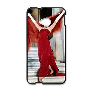 Audrey Hepburn HTC One M7 Cell Phone Case Blackxxy002_6836456