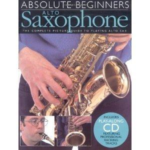 Absolute Beginners Alto Saxophone