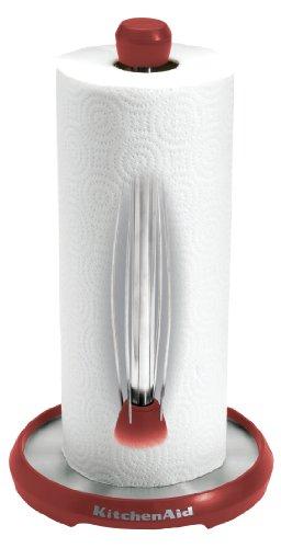 red paper towel holder kitchenaid wow blog
