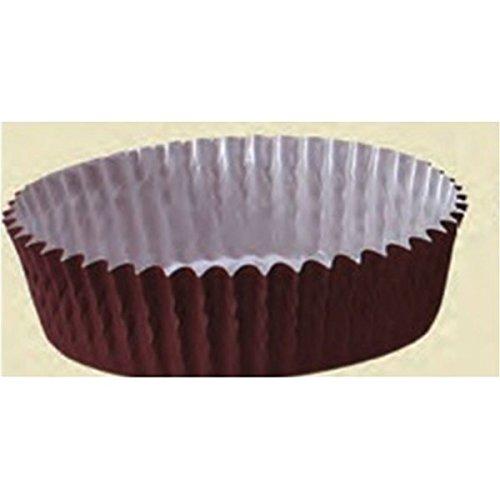 UPC 027829867041, 3.9Dia. x 1.2H Ruffled Baking Cup Brown, Set of 1500