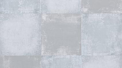 Gerflore vinile autoadesivo di piastrelle design square clear
