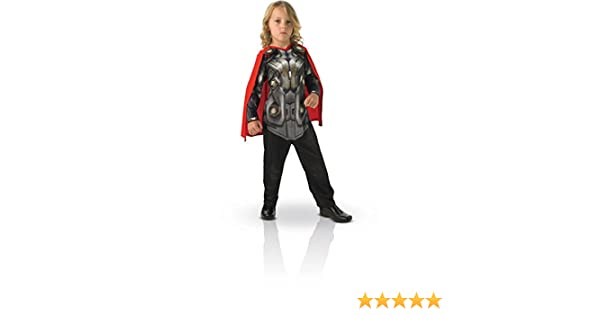 Rubies`s - Disfraz Infantil de Thor 2 clásico (886590-S)