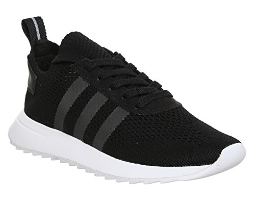 Black White Shoes Competition One Primeknit Black adidas Women's Flashback Running Size afvvTO