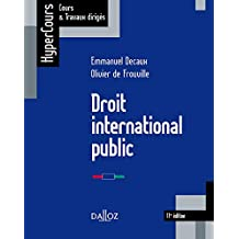 Droit international public (HyperCours) (French Edition)