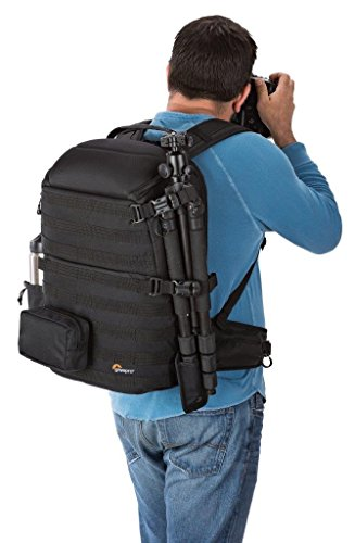 41maIVcOMbL - Lowepro ProTactic 450 AW Camera Backpack - Professional Protection For Your Camera Gear or DJI Mavic Pro/Mavic Pro Platinum