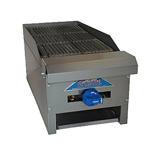 (Comstock Castle ERB12 Countertop Gas Radiant Char Broiler)
