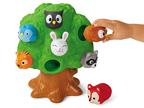 Lakeshore Forest Friends Playset