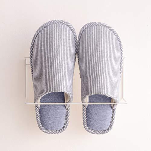 Uomo 38 Cotone Donna 39 Adatto Calde Per Pantofole Di A Adatta Lianaio Inverno Autunno 40 37 Strisce E UBXqfn