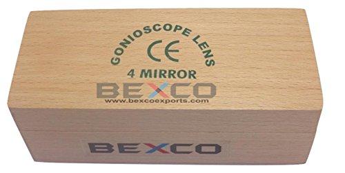 BEXCO 4 Mirror Black Gonioscope/Four Mirror Gonio Lenses from BEXCO