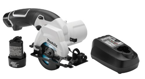 Makita SH01W 12V max Lithium-Ion Cordless 3-3/8-Inch Circular Saw Kit (Discontinued by Manufacturer)