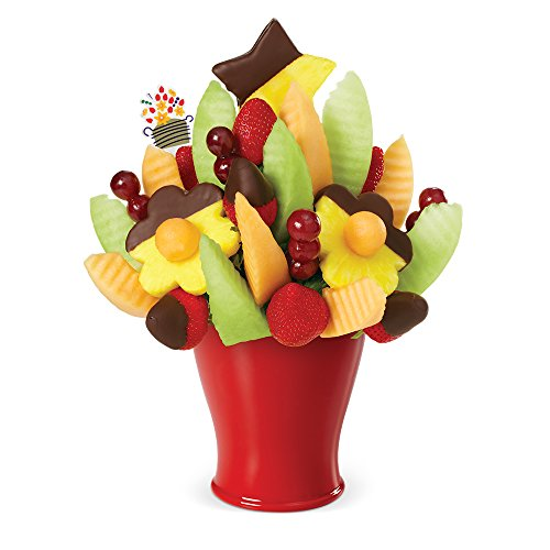 Edible Arrangements Delicious Daisy Dipped Strawberries   Pineapple